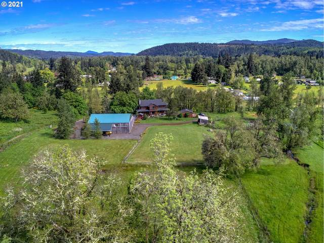 78009 Pitcher Ln, Cottage Grove, OR 97424 (MLS #21481390) :: Tim Shannon Realty, Inc.