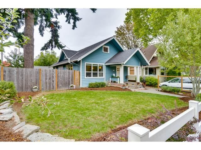 1707 SE Reedway St, Portland, OR 97202 (MLS #21481402) :: Song Real Estate