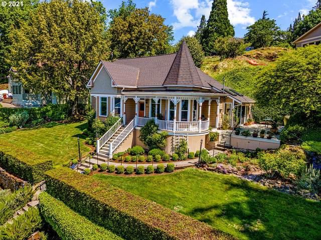 454 N 2ND St, Kalama, WA 98625 (MLS #21481565) :: Holdhusen Real Estate Group