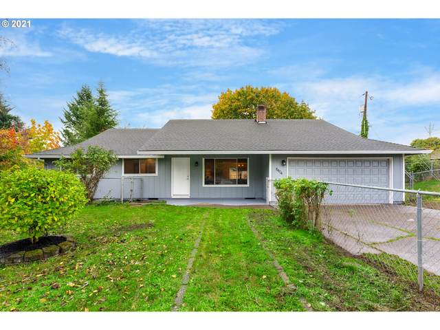 8404 NW 4TH Ave, Vancouver, WA 98665 (MLS #21481651) :: The Pacific Group