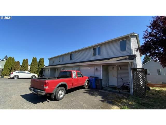 8611 NE 27TH Cir, Vancouver, WA 98662 (MLS #21481739) :: Song Real Estate