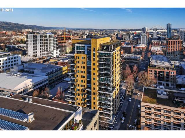 311 NW 12TH Ave #903, Portland, OR 97209 (MLS #21481964) :: The Pacific Group