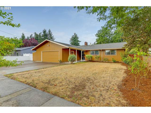 1235 SE 140TH Ave, Portland, OR 97233 (MLS #21482050) :: Next Home Realty Connection