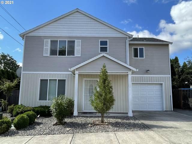 689 SE 148TH Ave #17, Portland, OR 97233 (MLS #21482083) :: McKillion Real Estate Group