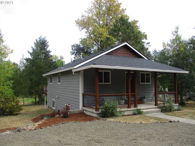1306 2ND Ave, Vernonia, OR 97064 (MLS #21482194) :: Real Estate by Wesley