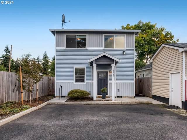 12397 SE Bush St, Portland, OR 97236 (MLS #21482443) :: Premiere Property Group LLC