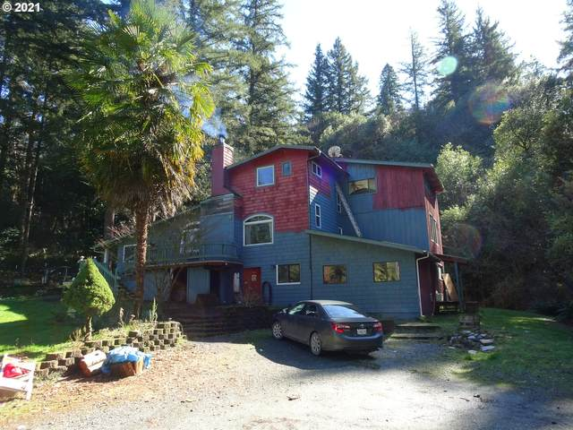 52899 Big Creek Rd, Myrtle Point, OR 97458 (MLS #21482761) :: Beach Loop Realty