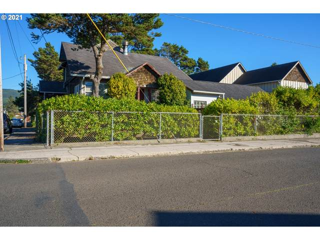 521 S Downing St, Seaside, OR 97138 (MLS #21482883) :: The Pacific Group