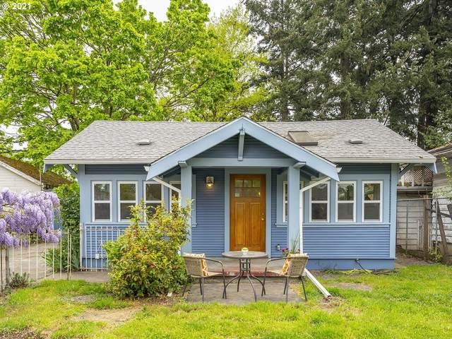 1213 N Ainsworth St, Portland, OR 97217 (MLS #21482889) :: Beach Loop Realty