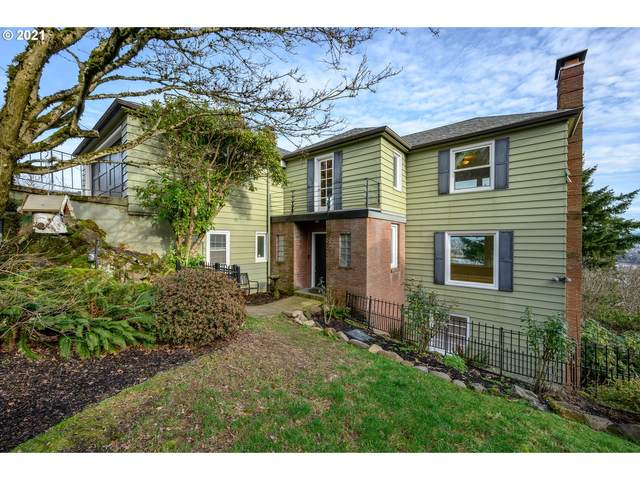 6442 SW Parkhill Dr, Portland, OR 97239 (MLS #21483375) :: Next Home Realty Connection