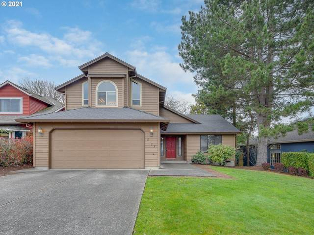 8105 SW 159TH Pl, Beaverton, OR 97007 (MLS #21483383) :: Next Home Realty Connection