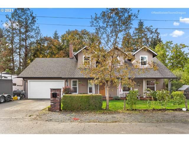18423 SE Babbler St, Milwaukie, OR 97267 (MLS #21483698) :: Holdhusen Real Estate Group