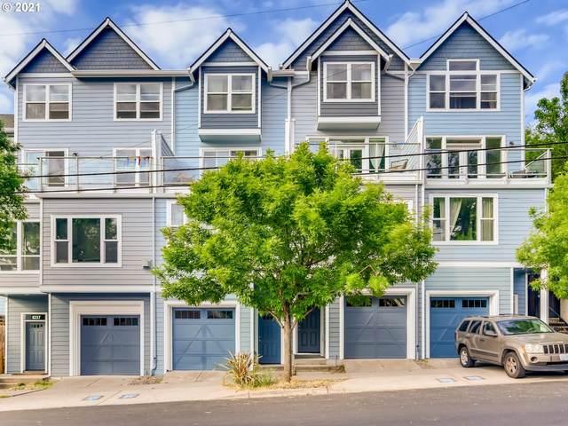 8229 N Edison St, Portland, OR 97203 (MLS #21484248) :: Premiere Property Group LLC