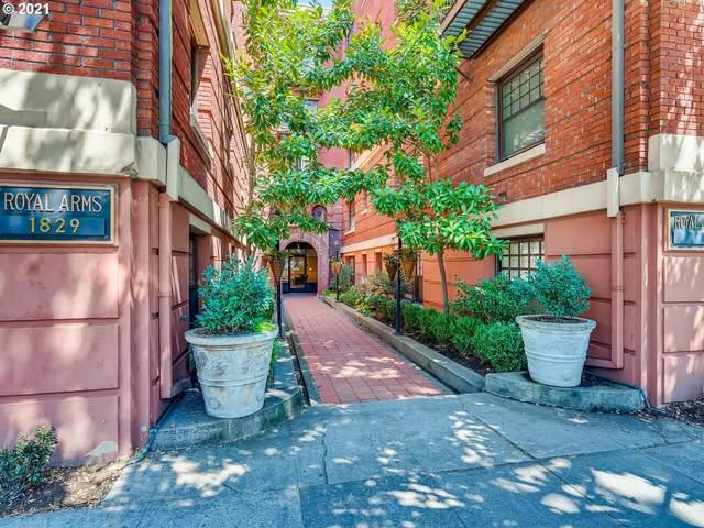 1829 NW Lovejoy St #110, Portland, OR 97209 (MLS #21484348) :: Duncan Real Estate Group