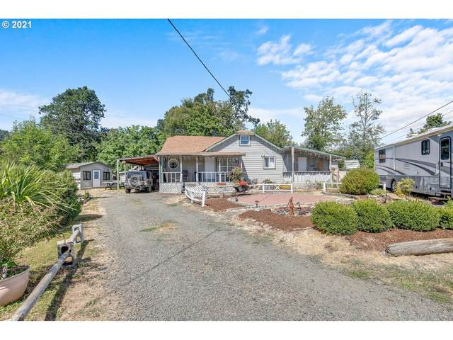 8855 Fort Hill Rd, Willamina, OR 97396 (MLS #21484768) :: Fox Real Estate Group