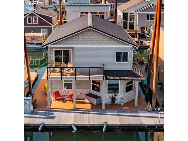 18525 NE Marine Dr A6, Portland, OR 97230 (MLS #21484801) :: McKillion Real Estate Group