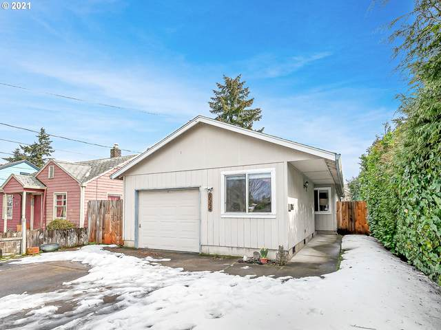 6544 SE 68TH Ave, Portland, OR 97206 (MLS #21484819) :: Next Home Realty Connection