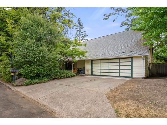 17924 SW Sandra Ln, Aloha, OR 97003 (MLS #21484854) :: McKillion Real Estate Group