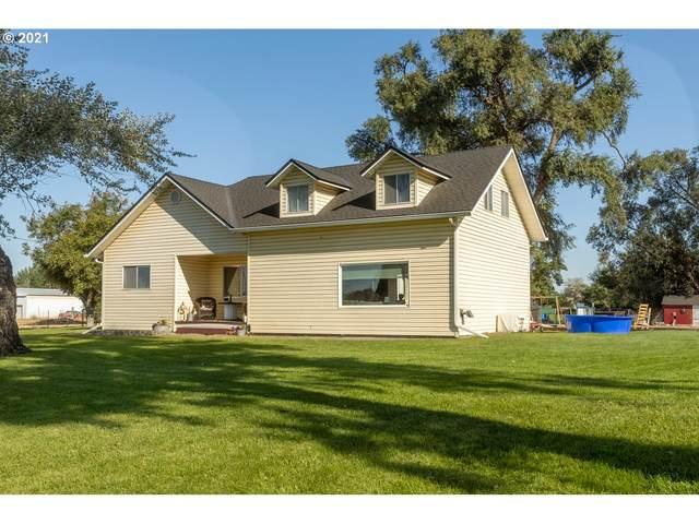 32575 Baxter Rd, Hermiston, OR 97838 (MLS #21484910) :: Holdhusen Real Estate Group