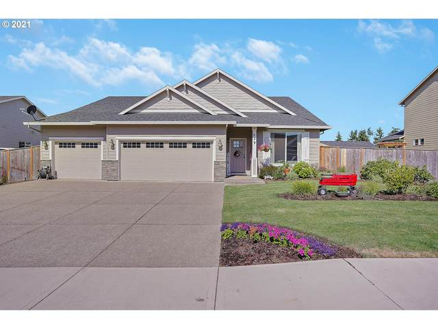 629 SE Mustang Loop, Sublimity, OR 97385 (MLS #21485253) :: McKillion Real Estate Group