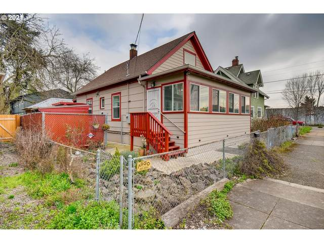 1215 N Emerson St, Portland, OR 97217 (MLS #21485371) :: Fox Real Estate Group