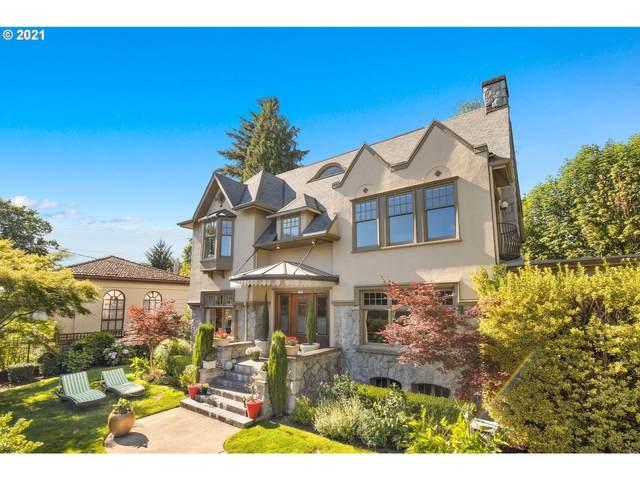 2043 NE Tillamook St, Portland, OR 97212 (MLS #21485439) :: Premiere Property Group LLC