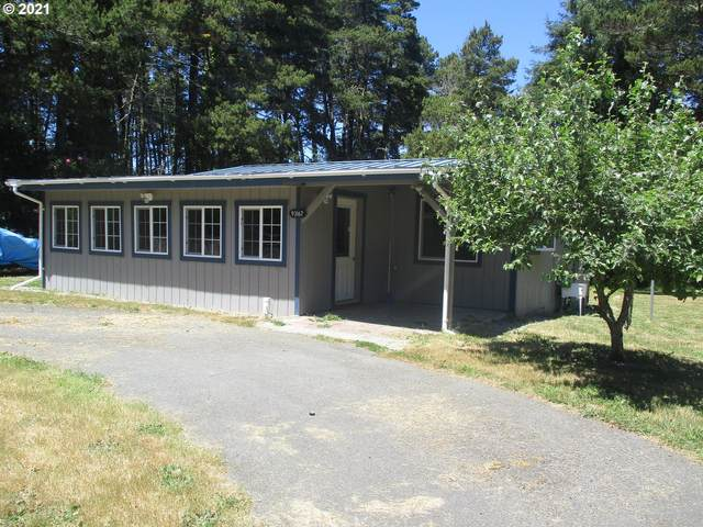 93167 Airport Rd, Sixes, OR 97476 (MLS #21485461) :: Real Tour Property Group