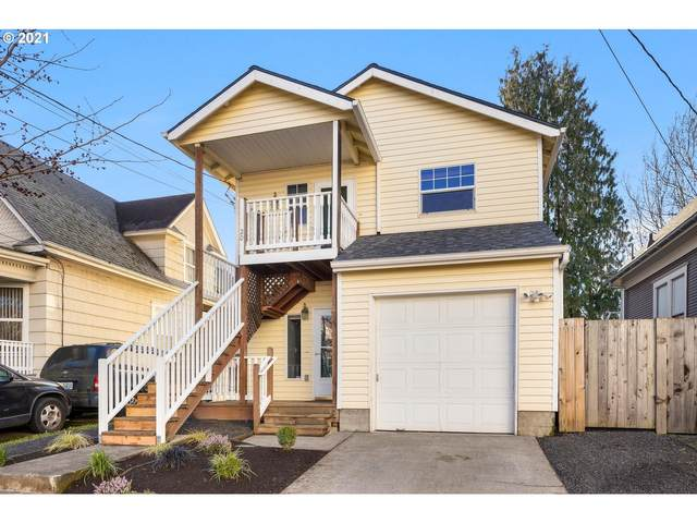 18 NE Ivy St, Portland, OR 97212 (MLS #21485477) :: Next Home Realty Connection
