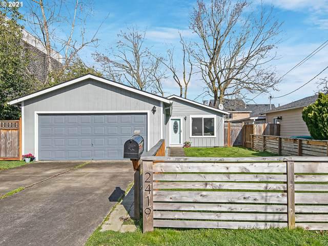 2419 N Russet St, Portland, OR 97217 (MLS #21485682) :: Stellar Realty Northwest