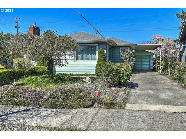 5325 SE Pardee St, Portland, OR 97206 (MLS #21485840) :: Next Home Realty Connection