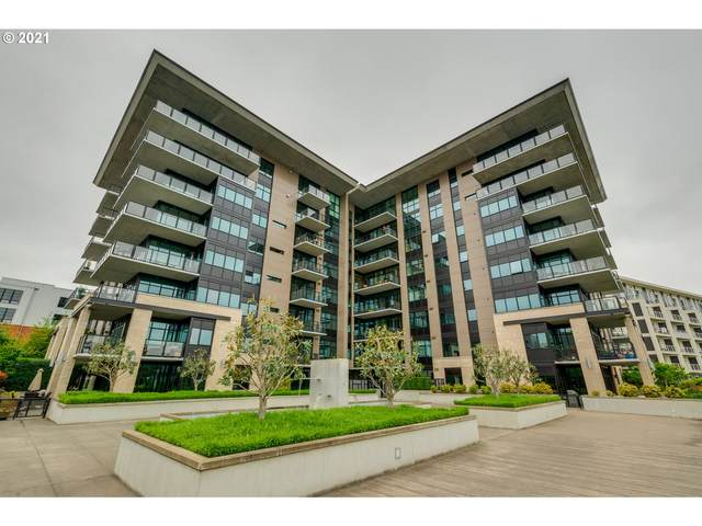 1830 NW Riverscape St #502, Portland, OR 97209 (MLS #21485872) :: Lux Properties