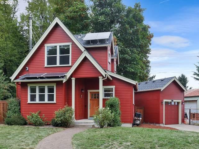 5926 NW Saltzman Rd, Portland, OR 97210 (MLS #21486304) :: Coho Realty