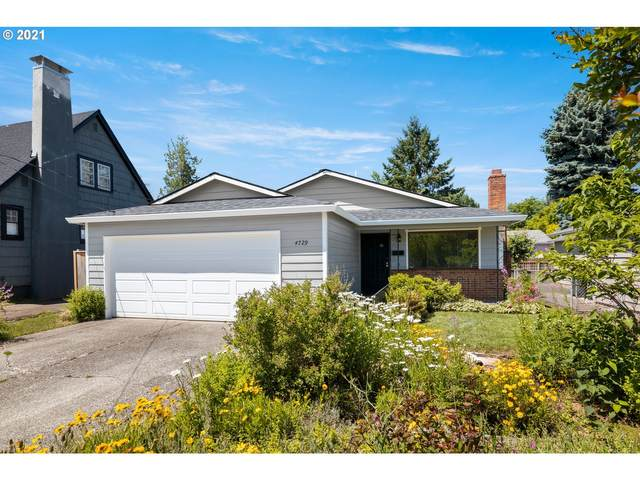 4729 SE 61ST Ave, Portland, OR 97206 (MLS #21486597) :: Gustavo Group