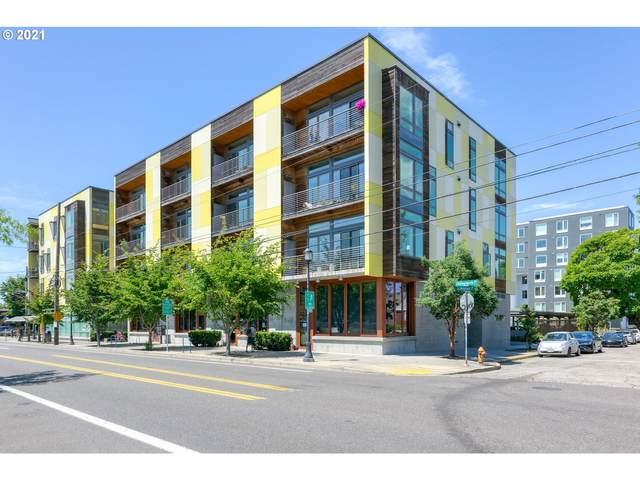 1455 N Killingsworth St #413, Portland, OR 97217 (MLS #21486664) :: Stellar Realty Northwest