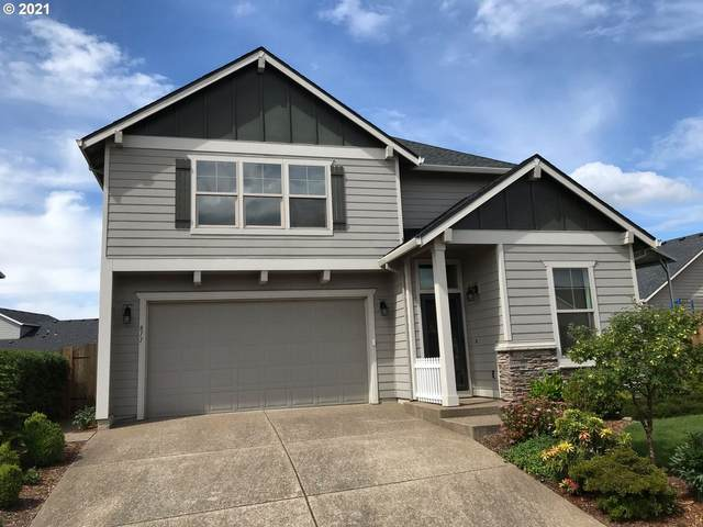 811 Julie Ln, Molalla, OR 97038 (MLS #21486732) :: Premiere Property Group LLC