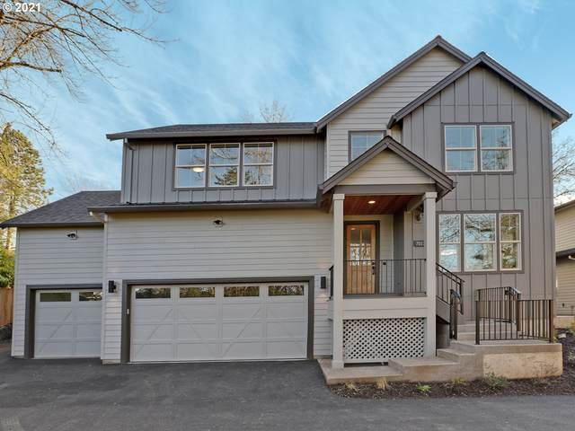 7017 SW Taylors Ferry Rd, Portland, OR 97223 (MLS #21486882) :: Coho Realty