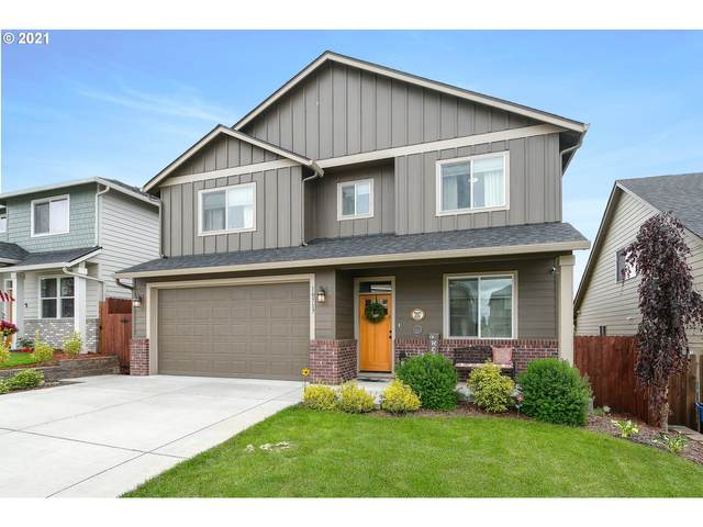 10717 NE 109TH St, Vancouver, WA 98662 (MLS #21487042) :: Song Real Estate
