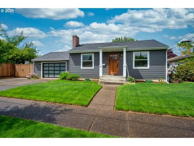 4911 SE 59TH Ave SE, Portland, OR 97206 (MLS #21487183) :: Holdhusen Real Estate Group