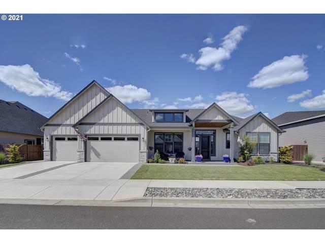 18304 NE 79TH St, Vancouver, WA 98682 (MLS #21487365) :: Real Tour Property Group