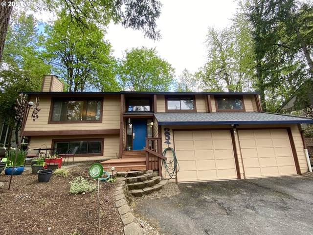 9834 SW Quail Post Rd, Portland, OR 97219 (MLS #21487418) :: Cano Real Estate