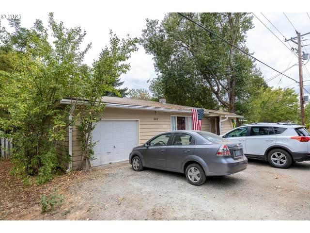 562 N Old Pacific Hwy, Myrtle Creek, OR 97457 (MLS #21487499) :: McKillion Real Estate Group