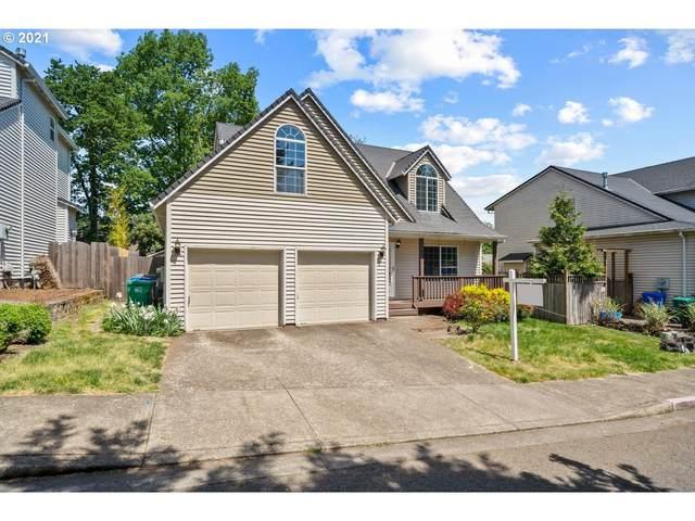 5434 SE Kennedy Ct, Milwaukie, OR 97267 (MLS #21487666) :: Premiere Property Group LLC