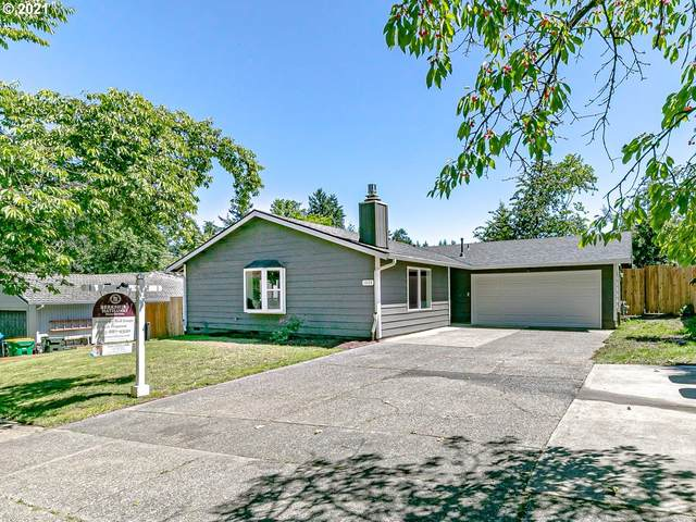 12650 SW Tupelo Ln, Beaverton, OR 97008 (MLS #21487801) :: Next Home Realty Connection