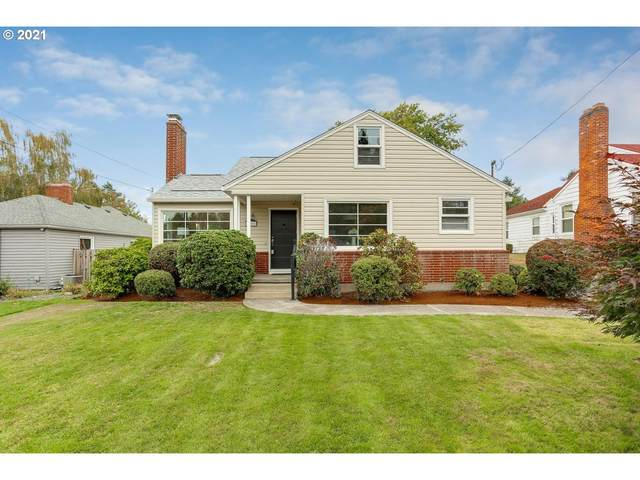 3401 SE Harold Ct, Portland, OR 97202 (MLS #21487813) :: Townsend Jarvis Group Real Estate