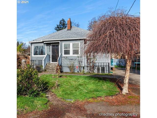 8833 SE Henderson St, Portland, OR 97266 (MLS #21487910) :: Real Tour Property Group