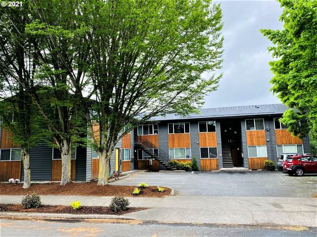 2725 SE Taylor St, Portland, OR 97214 (MLS #21487922) :: Fox Real Estate Group