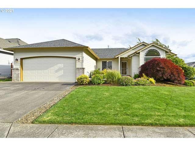37764 Green Mountain St, Sandy, OR 97055 (MLS #21488000) :: Real Tour Property Group