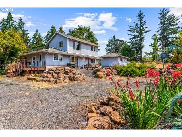 20718 Hazelnut Ridge Rd, Scotts Mills, OR 97375 (MLS #21488252) :: Premiere Property Group LLC