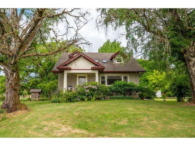 56347 Columbia River Hwy, Warren, OR 97053 (MLS #21488265) :: McKillion Real Estate Group