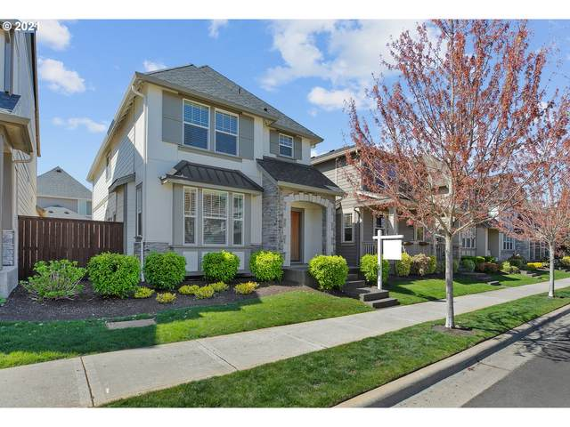 303 SW 202ND Ter, Beaverton, OR 97006 (MLS #21488345) :: Next Home Realty Connection